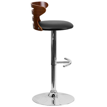 Jazz Adjustable Salon Stool