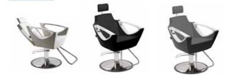Belvedere Maletti Angelina Reclining Styling Chair High Back