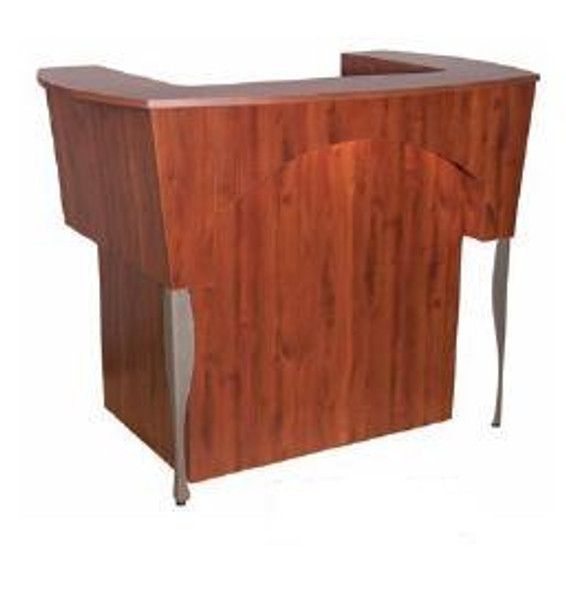 Belvedere Brandi Receptionist Desk