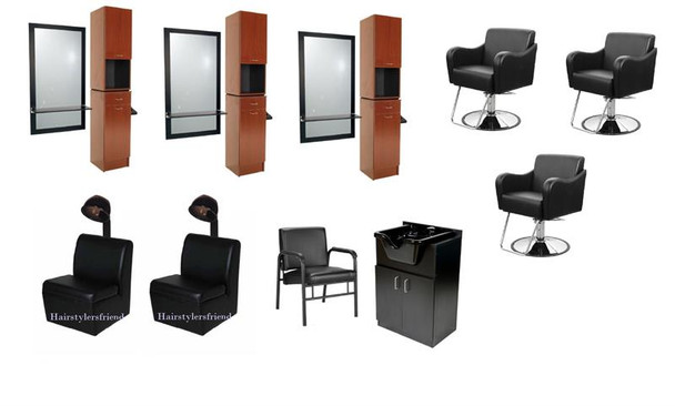 Complete Salon Package