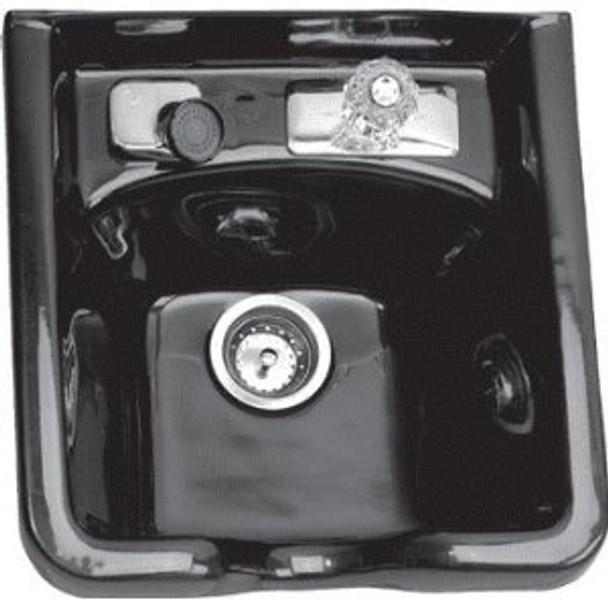 Pibbs Plastic Shampoo Bowl