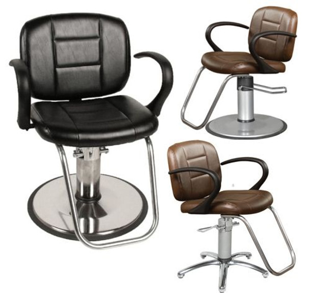 Collins Kelsey Hydraulic Styling Chair