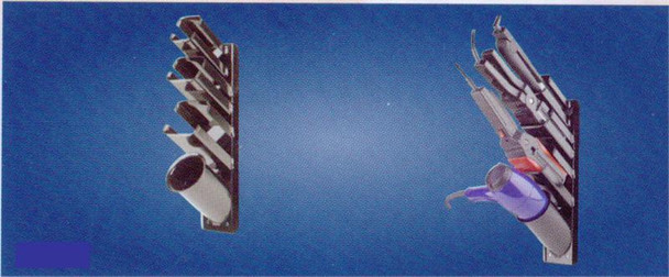 Pibbs Flat iron wall mount tool holder