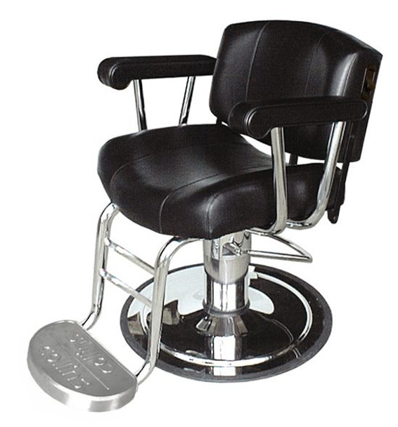 Collins Continental Man-Sized Styling Chair