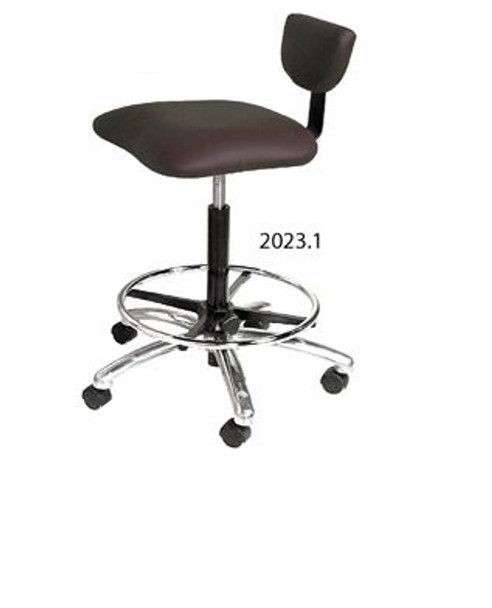 Collins Ergo Tall Stool w/ Footring