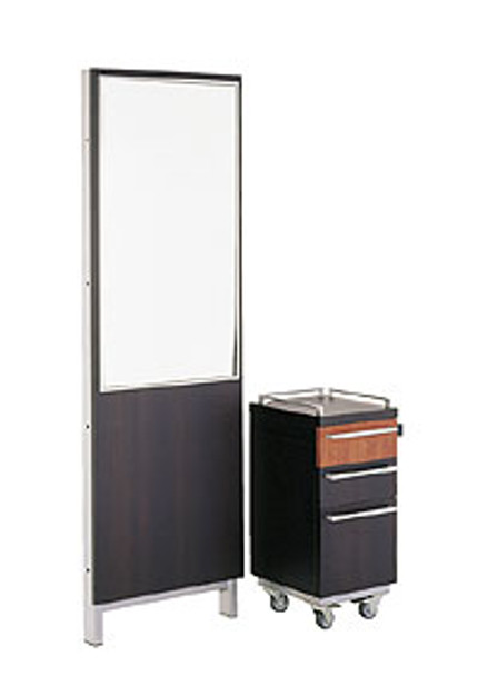 Belvedere Kallista Mobile Styling Station Mirror-Deluxe