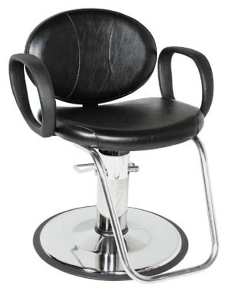 Collins Berra Hydraulic Styling Chair