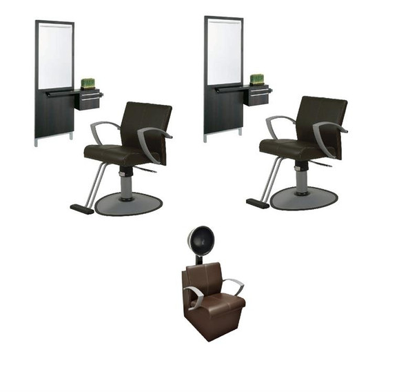 Lux Salon Package