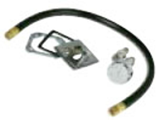 Belvedere 503C Vacuum Breaker, Receiver Plate