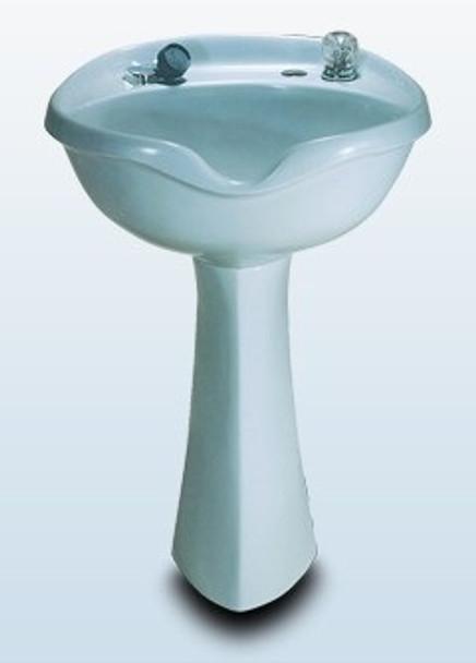 Takara Belmont Pedestal Shampoo Bowl 2001