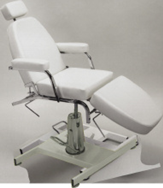 Pibbs Facial Chair with Hydraulic Base Short