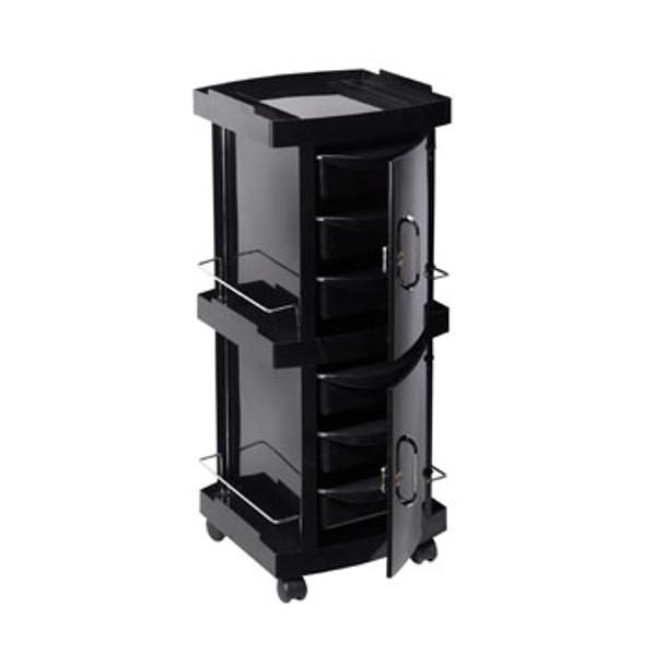 Paragon Metal Hair Trolley w/ Dual Compartments