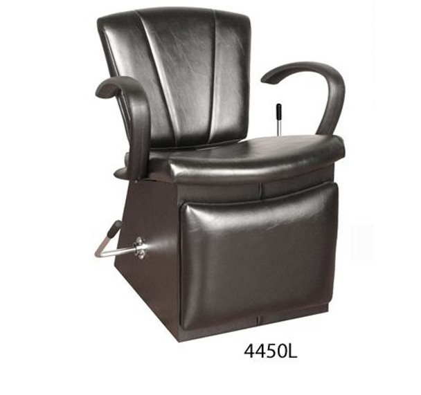 Collins Sean Patrick Shampoo Chair w/ Kick-Out Legrest