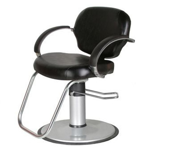 Collins Cirrus Hydraulic Styling Chair with 7 1/2 Warranty