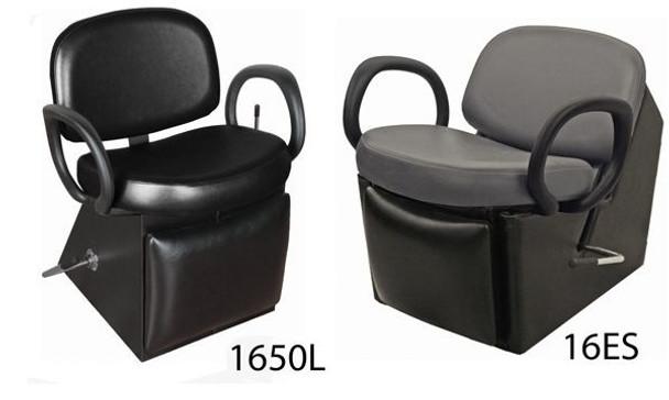 Collins Kiva Shampoo Chair w/ Kick-Out Legrest