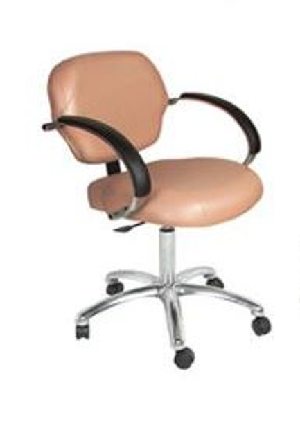 Collins Cirrus Task Chair with pneumatic lift and casters