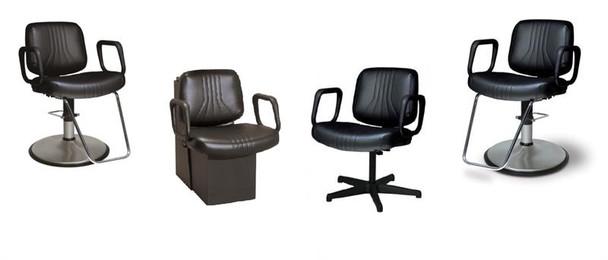 Belvedere Delta Chair Salon Package