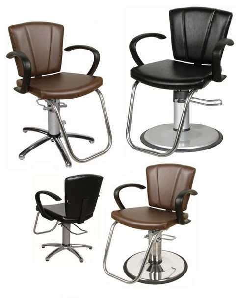Collins Sean Patrick Hydraulic Styling Chair