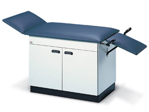 HAUSMANN TWO-IN-ONE EXAMINATION TREATMENT TABLES MODEL 4643A