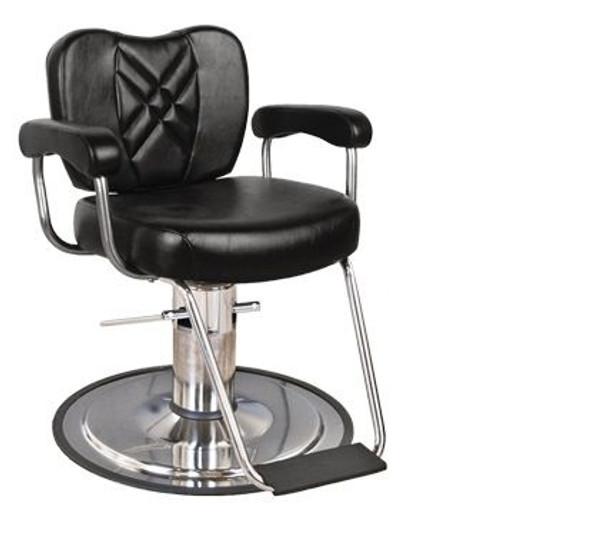 Collins Metro Men's Styling Chair w/ Heavy Duty Base