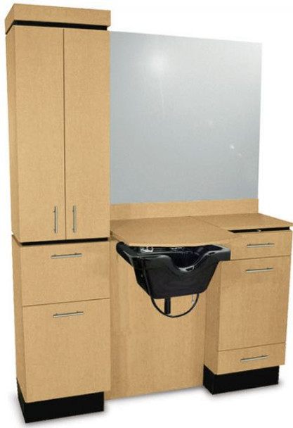 Collins NEO Superior Wet Booth Unit