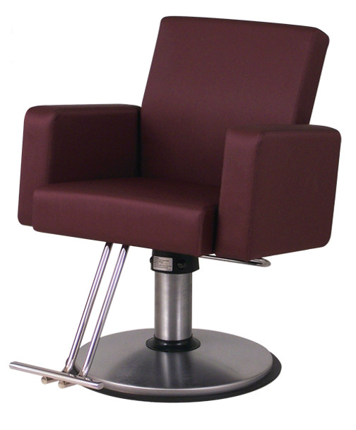 Belvedere Plush Styling Chair