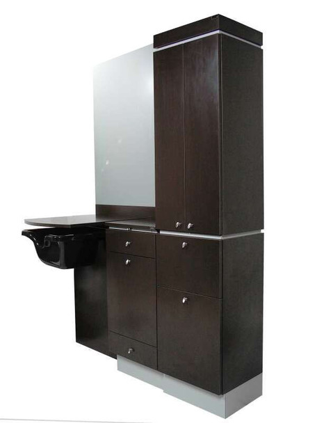 Collins NEO Ontario Wet Booth Unit