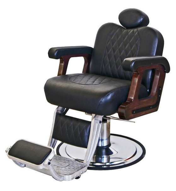 Collins B60 Commander Supreme Barber Chair