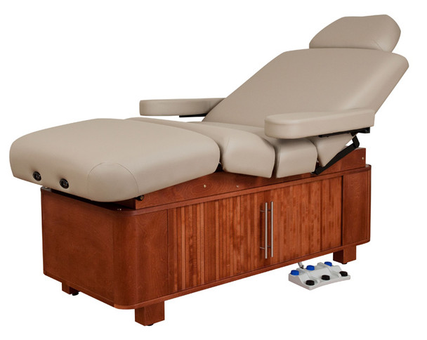 Oakworks Celesta Electric Salon Top Spa Table
