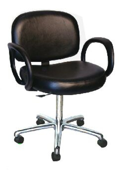 Collins Kiva Task Chair with casters and gas lift