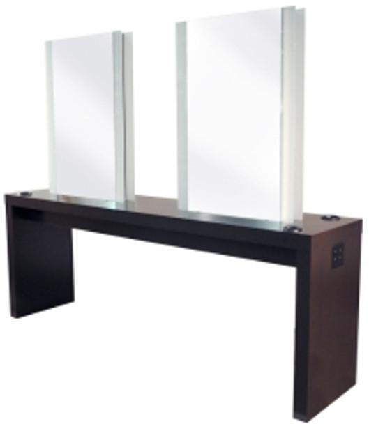Belvedere Custom Freestanding Quad Styling Station