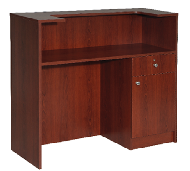 Belvedere Vantage Reception Desk