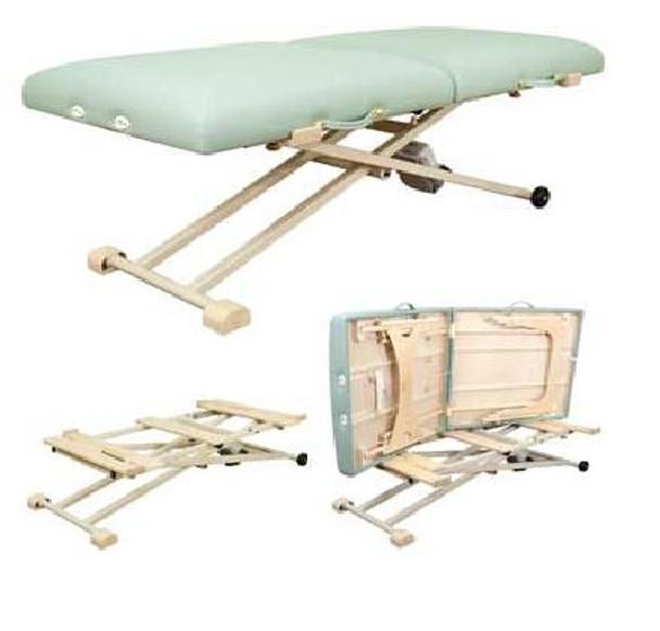OakWorks ProLuxe Convertible Massage Table
