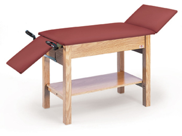 Hausmann Two-In-One Examination Treatment Table Model 4624