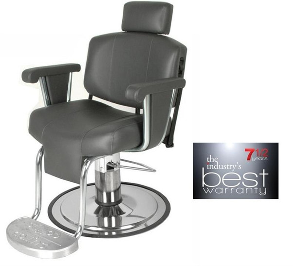 Collins Continental III Barber Chair
