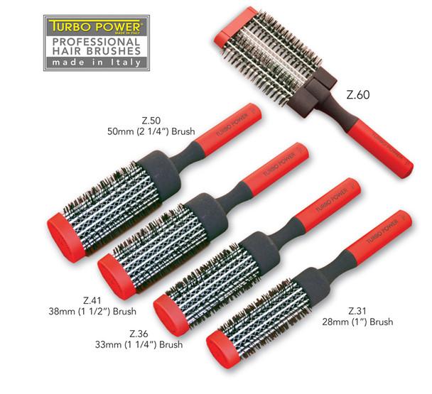 Turbo Power Magnesium Line Brush