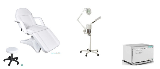 Hunter Starter Spa Facial Equipment Package Two