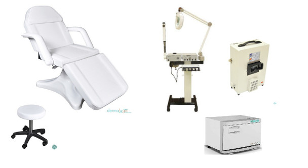 Hunter Skin Care Equipment Advanced Package