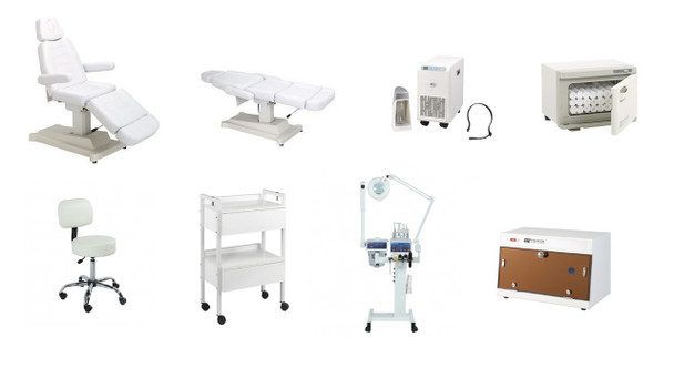 Lux Spa Equipment Package