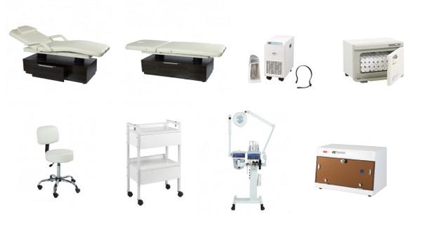 Lux II Spa Equipment Package