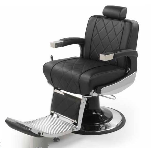 Belvedere Maletti Zeus Barber Chair