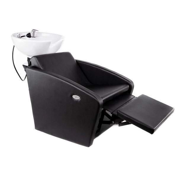 Collins Veeco Tranquility Electric Shampoo Unit - Black