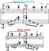 Prokofiev sheet music