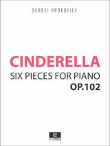 Prokofieff Cinderella Op.102 Piano Score.