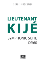 Prokofiev - Lieutenant Kije Op.60 Score and Parts