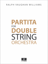 Vaughan Williams: Partita for Double String Orchestra Score and Orchestral parts
