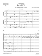 Vaughan Williams: Partita for Double String Orchestra sheet music