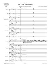 Vaughan Williams - The Lark Ascending sheet music
