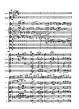 Bartok Violin Concerto No.1 sheet music