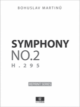 Martinu Symphony No.2 H.295 sheet music